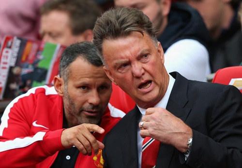 Ferguson เชื่อฝีมือ Ryan Giggs สานต่องานจาก Louis Van Gaal
